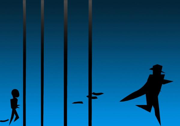 Deckname Pirat imbissfilm Animation Simon Baumann
